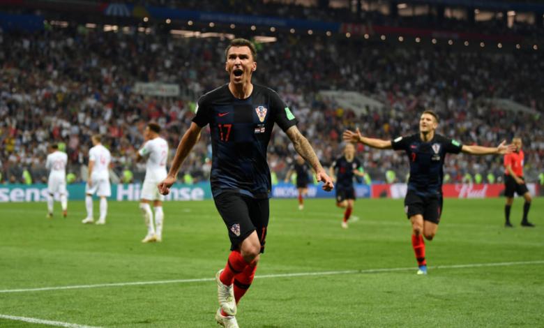 Хърватия обърна Англия с 2:1 след продължения на