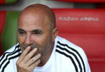 Селекционерът на аржентинския национален тим Хорхе Сампаоли поне засега запазва поста си, съобщава TyC Sports. Според изданието президентът