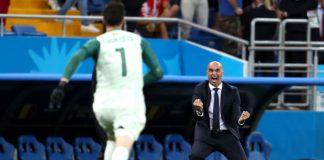 Селекционерът на Белгия Роберто Мартинес бе изключително щастлив след драматичния обрат и победата с 3:2 над Япония на 1/8-финалит