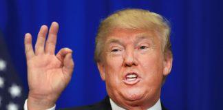 Американският президент Доналд Тръмп каза, че ще остави федералното правителство да спре работа, ако демократите не подкрепят законопроект