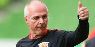 Шведският специалист Свен Йоран Ериксон води преговори за селекционер на националния отбор на Ирак по футбол. 70-годишният спец