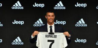 Преди трансфера си от европейския клубен шампион Реал (Мадрид) в италианския първенец Ювентус Кристиано Роналдо е бил предложен от
