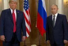 Надежда за възобновяване на контактите между Русия и САЩ изрази Владимир Путин в началото на срещата си с Донал