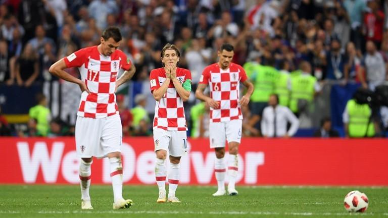Лука Модрич бе доста афектиран след загубата от Франция във финала на Световното първенство. Звездата на Реал (Мадрид) и хърватския национ