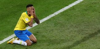 """Бразилия отпадна от Белгия на 1/4-финалите на Мондиал 2018, а завръщането на """"Селесао"""" у дома се превърна в същински кошмар за Неймар и"""
