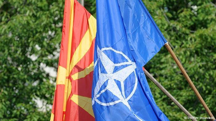 Македония, НАТО, референдума