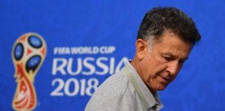 Селекционерът на националния отбор на Мексико по футбол Хуан Карлос Осорио ще напусне поста в търсене на ново треньорско предизвикат