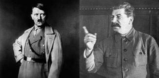 Хитлер, Сталин