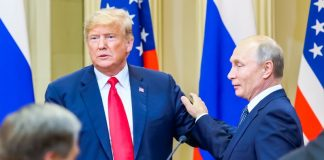 Путин, Тръмп
