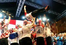 Хърватия, национален отбор, футбол