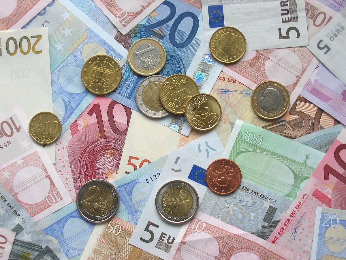 евро, лева, Страсбург