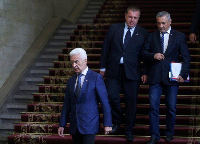 Сидеров, Симеонов, Каракачанов