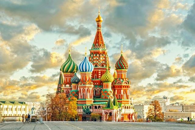 Кремъл, Русия, Москва, Новичок