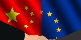 Китай ЕС,
