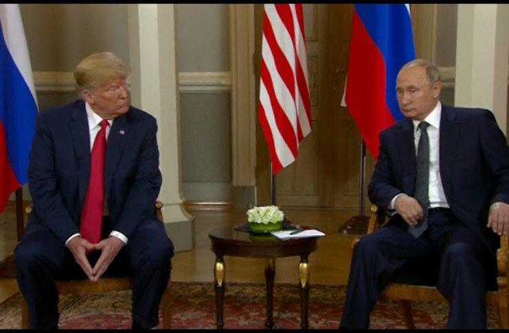 Тръмп-Путин