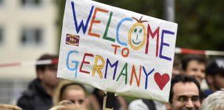 Германия, мигранти