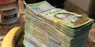 Венецуела, инфлация