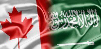 Канада, Саудитска Арабия