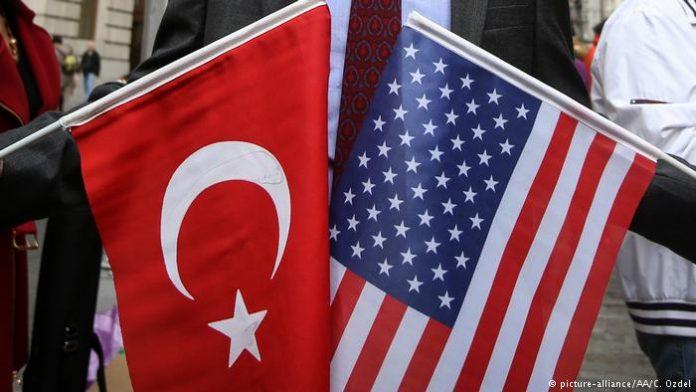 Турция, САЩ, напрежение