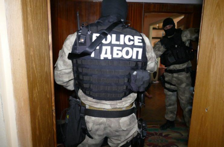 ГДБОП, полиция