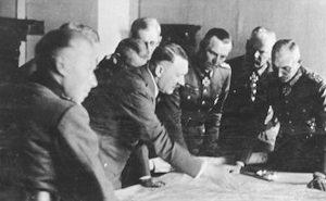 Хитлер, Втората световна война