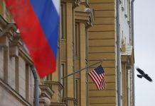 САЩ, Русия, санкции