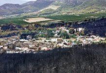 пожар, Испания