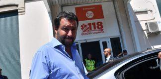 Матео Салвини, министър
