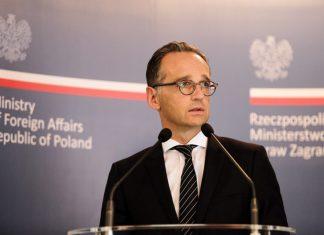 Хайко Маас, министър