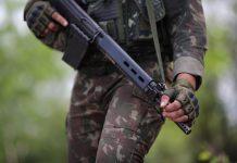 Бразилия, армията