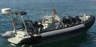 RHIB boat