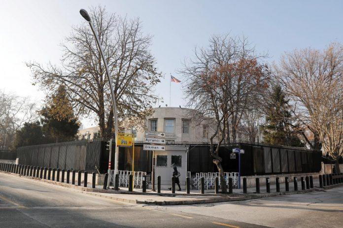 Посолството на САЩ в Анкара
