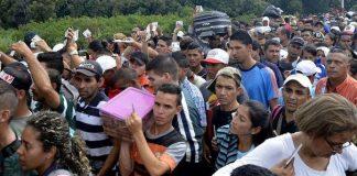 Венецуела, хора,