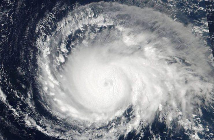 Хавай, ураган, Лейн