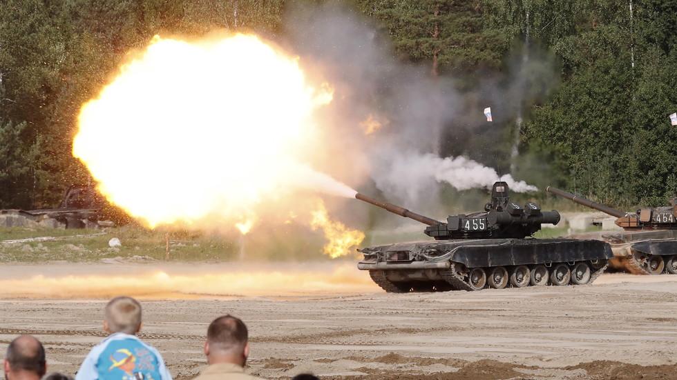 военно учение