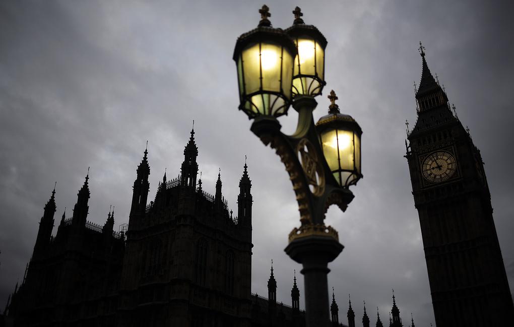 лондон, инфраструктура