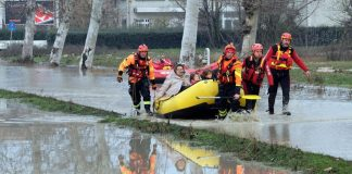Италия, наводнение