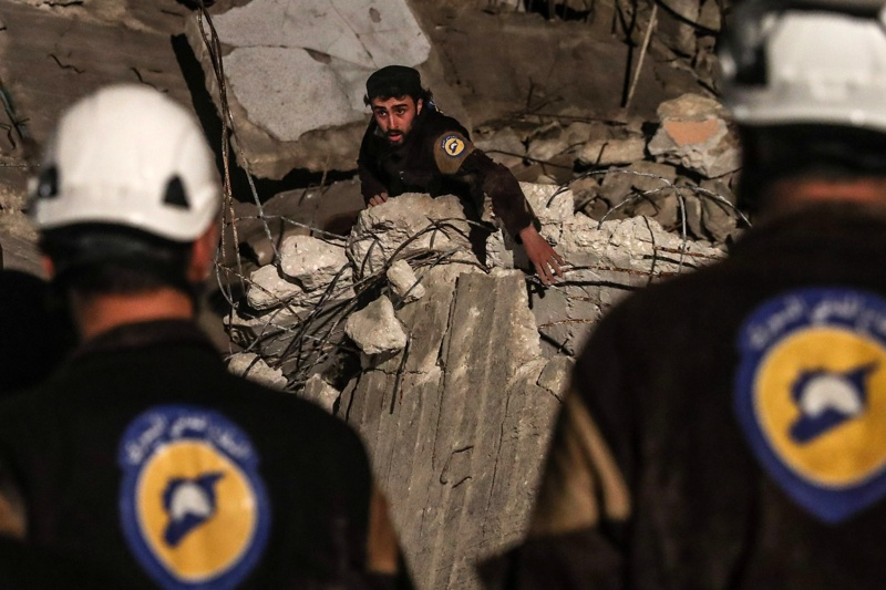 Сирия, Идлиб