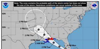 Гордън, ураган