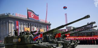 Северна Корея, ракети