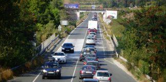 път, трафик, безопасност на пътя