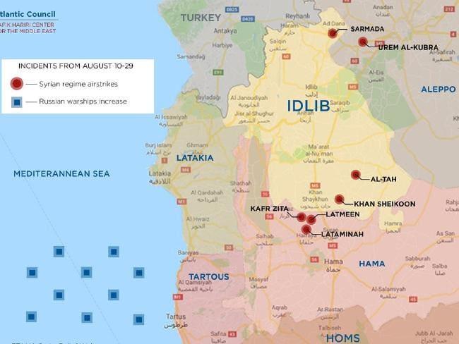 Idlib_map