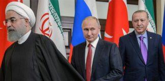 Putin Erdogan Rouhani