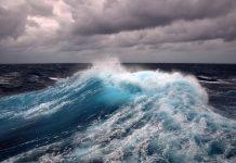 Wind-storm-sea