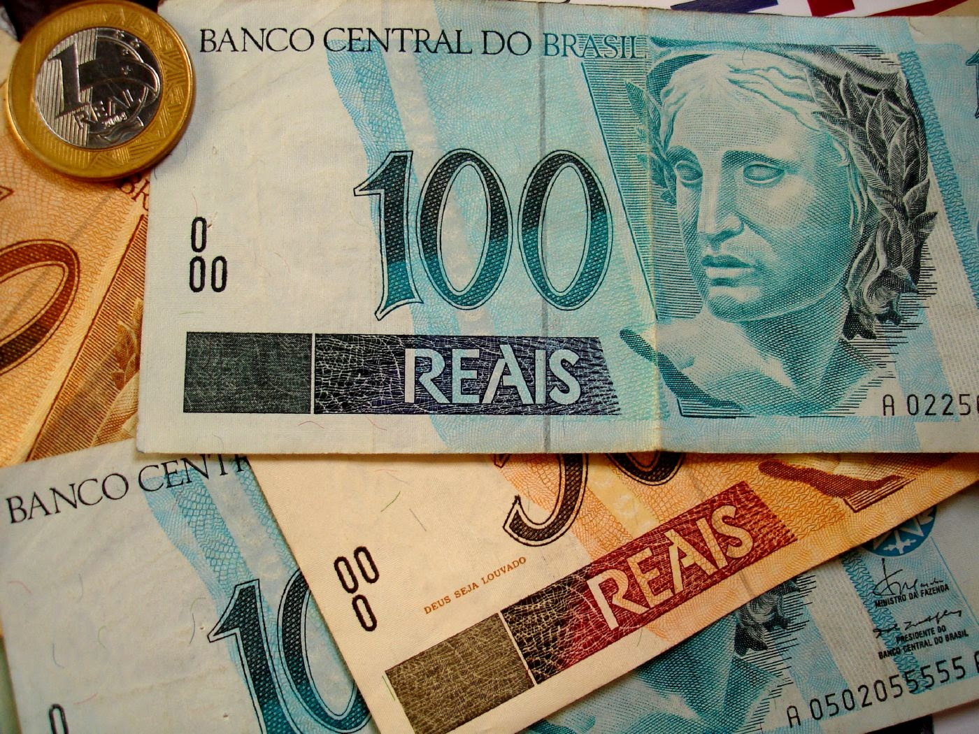 Бразилия, валута, реал