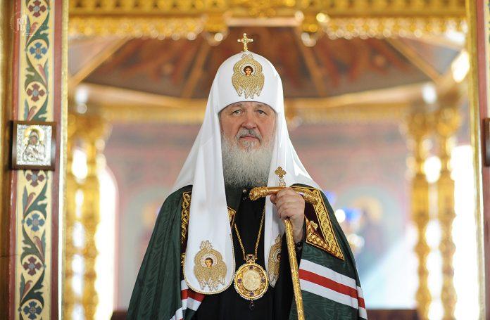 Патриарх Кирил, патриаршия