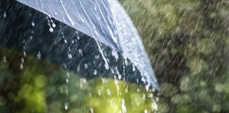 време, буря, валежи