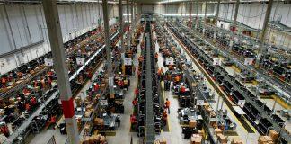 Германия, работници