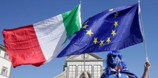 Италия, ЕС