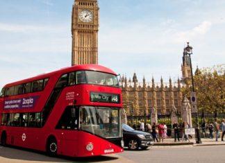 Лондон, българи